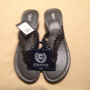 NEW Women's Chaps Sandals